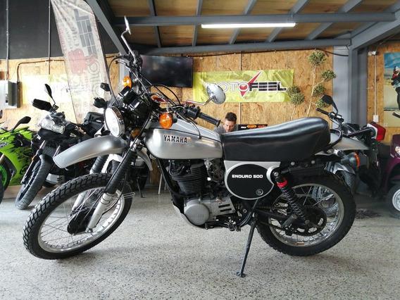 Motofeel Yamaha Xt500 Enduro (importada)