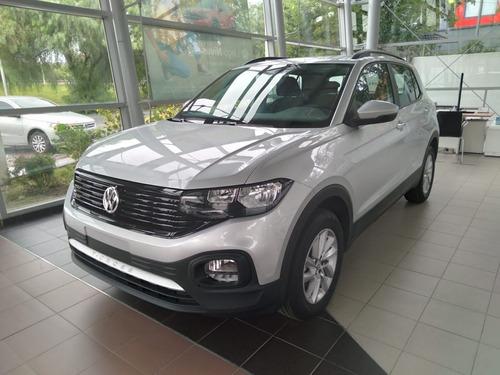 Volkswagen T-cross 0km Trendline 1.6 Cuotas Fijas Tasa 0% G-