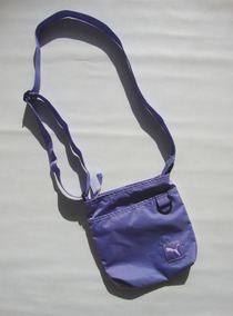 Bolsa Tiracolo Puma - 23 X 25cm.