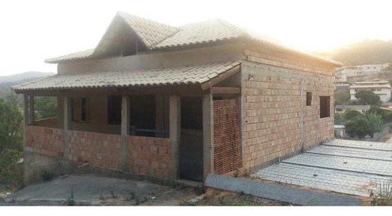 Casa 2 Andares, 120m Cada, Porão Com Banheiro, Lote 420m,