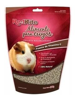 Alimento Para Cuyo Redkite De 850gr