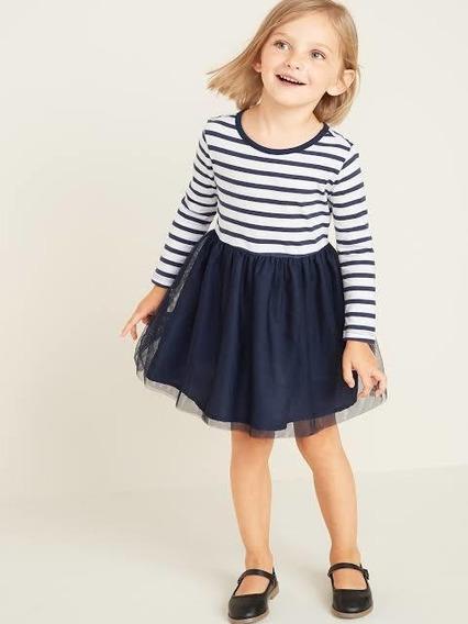 Vestido Old Navy Para Bebe Niña