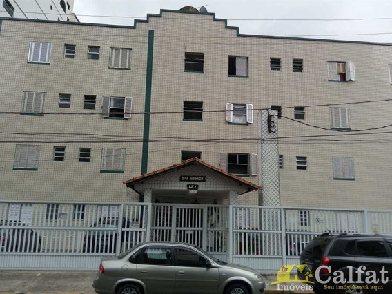 Apartamento Com 1 Dorm, Boqueirão, Praia Grande - R$ 109 Mil, Cod: 1087 - V1087