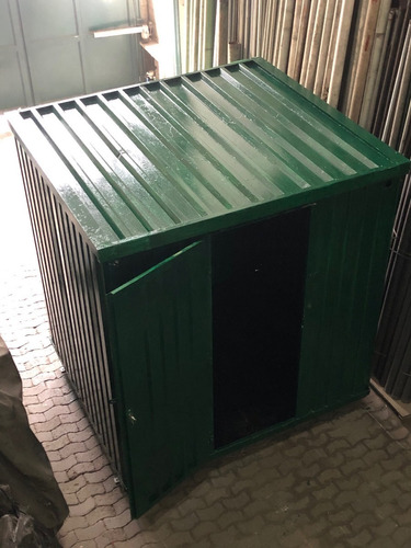 Container Desmonta Habitável Aloja Obras Portarias Guaritas