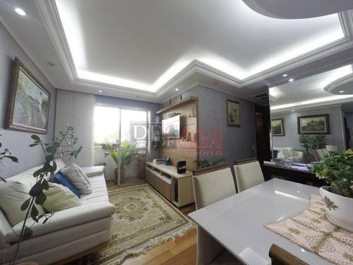 Imagem 1 de 30 de Apartamento Com 2 Dormitórios À Venda, 50 M² Por R$ 240.000,00 - Aricanduva - São Paulo/sp - Ap6330