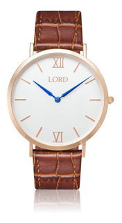 Reloj Lord Timepieces Classic Brown Watch