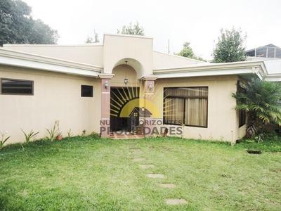 Preciosa Casa En Venta En Barva De Heredia (nhp-328)