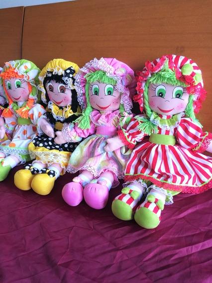 Muñecas De Trapo Juguete Para Niñas