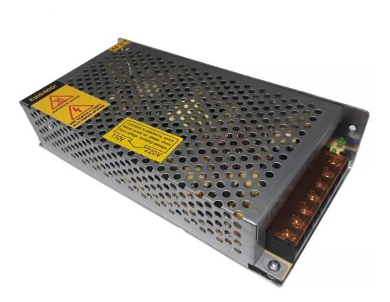 Fonte Chaveada Eletrônica 5v 40a 200w 110/220v