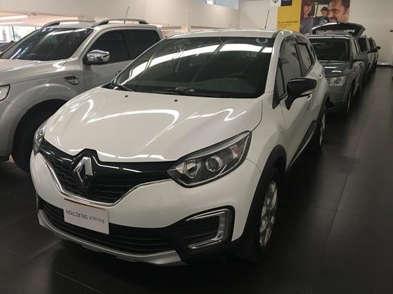 Renault Captur Zen Mt 2.0 Blanca 2017 Jgt048