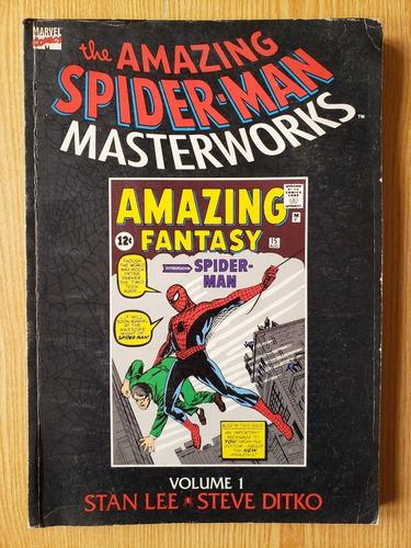 Imagen 1 de 2 de The Amazing Spiderman Masterworks Volume 1 (marvel Comics)