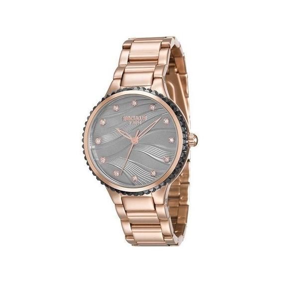 Relógio Feminino Seculus 13018lpsvrs2