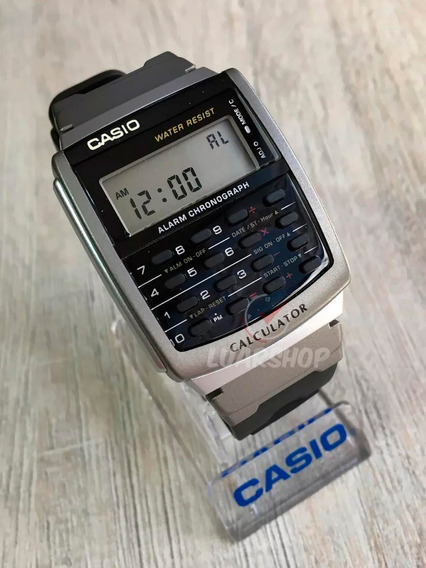 Relogio Casio Ca56w Calculadora Digital Masculino Original