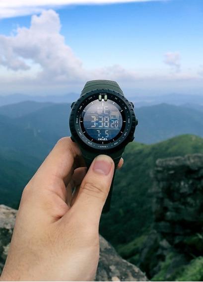 Relógio Smael 1237 Pronta Entrega / Promoção / Black Friday