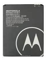Imagen 1 de 3 de Batería Pila Para Motorola Moto E6 Plus