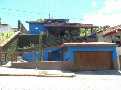 Casa Para Venda No Jardim São Luiz, Joanópolis - Sp