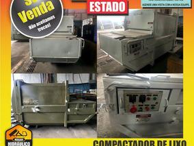 Compactador De Lixo P7 Usimeca / 2016