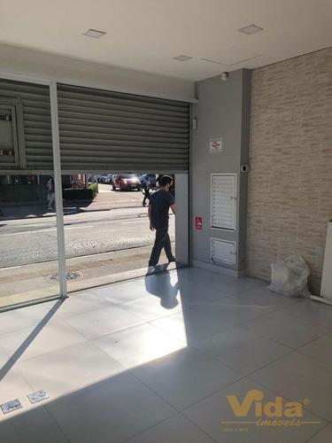 Salão Comercial Em Centro  -  Osasco - 43980