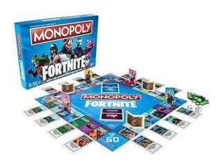 Fortnite Juego De Mesa Monopoly Fortnite Juego De Me Tk338