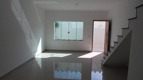 Sobrado Residencial À Venda, Anália Franco, São Paulo. - So5294