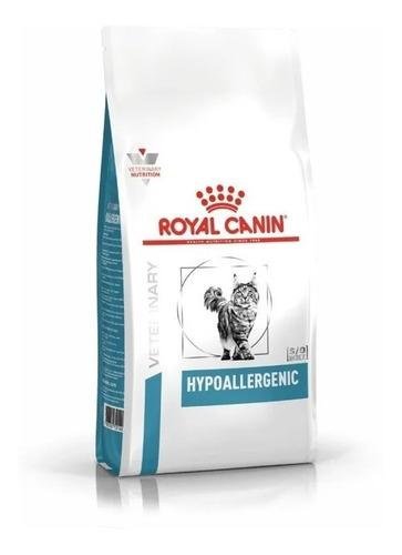 Imagen 1 de 2 de Royal Canin Hipoalergenico Gato X 1,5 Kg Vet Juncal