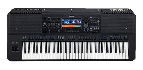 Teclado Arranjador Yamaha Psr-sx700 Touch Screen 61 Teclas