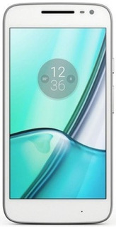 Motorola Moto G 4ta Generacion Play Bueno Blanco Liberado
