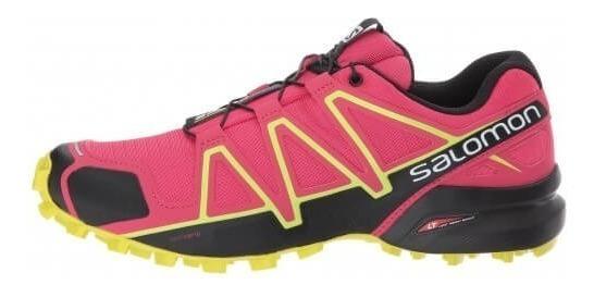 Tênis Salomon Original Speedcross 4 Feminino Rosa