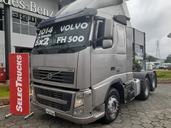 Volvo Fh500 2014 Leito Ishift Ar Completo Selectrucks