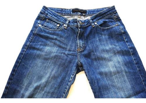 Zara Woman Pantalon Jean Lycra Impecable Mercado Libre