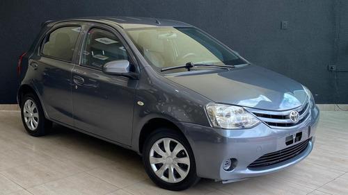 Toyota Etios 1.3 Ex 2014 Completo Impecável