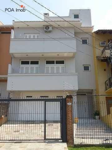 Casa Residencial À Venda, Teresópolis, Porto Alegre. - Ca0054