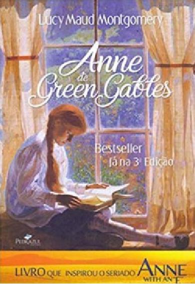 Livro Anne De Green Gables Da Série Anne With Ann E