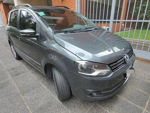 Volkswagen Suran 1.6 Imotion Highline 2013 Única Mano Nueva!