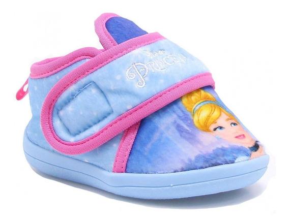 Pantufa Ricsen Botinha Infantil Princesa Azul Princesa