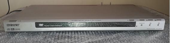 Sony Cd-dvd Player Dvp-ns50p - Sem Controle