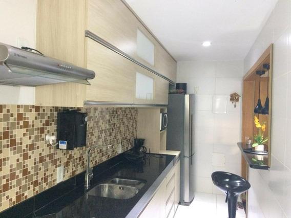 Apartamento Em Colubande, São Gonçalo/rj De 48m² 2 Quartos À Venda Por R$ 275.000,00 - Ap213526