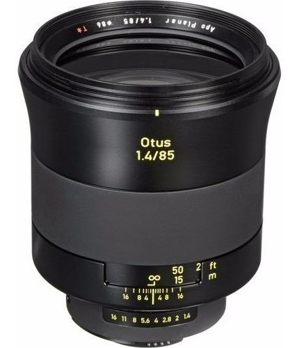 Zeiss Otus 85mm 1.4 Ze Para Nikon E Canon