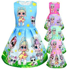 Vestido Lol Surprise Dolls