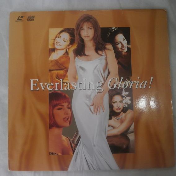 Ld Laser Disc Gloria Estefan 1995 Everlasting Gloria
