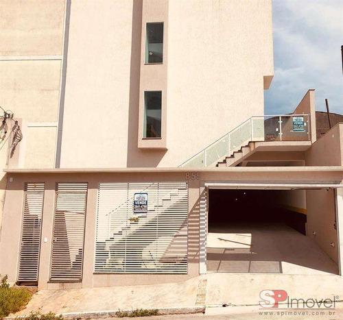 Imagem 1 de 15 de Sobrado Em Condomínio Fechado Para Venda Com 160 M² | Jardim Popular| São Paulo Sp - Sb483713v