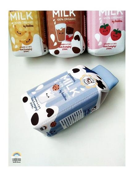 Portaútil - Neceser: Milk Box By Lerolero