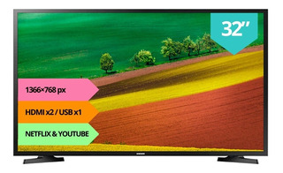 Smart Tv Samsung 32j4290 32 Pulgadas Hd Garantia Oficial Pc