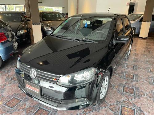 Imagen 1 de 11 de Volkswagen Gol Trend 1.6 Trendline 101cv 3p 2013