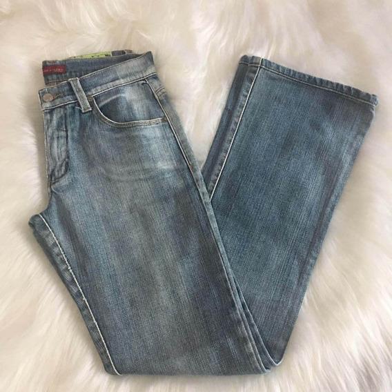 Calça Jeans Feminina Marca Lado Avesso - Perfeito Estado!
