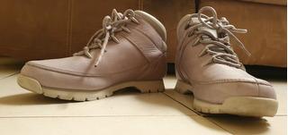 Botas Timberland Zapatos Hombre Tenis Talla 10 O 44 Usados
