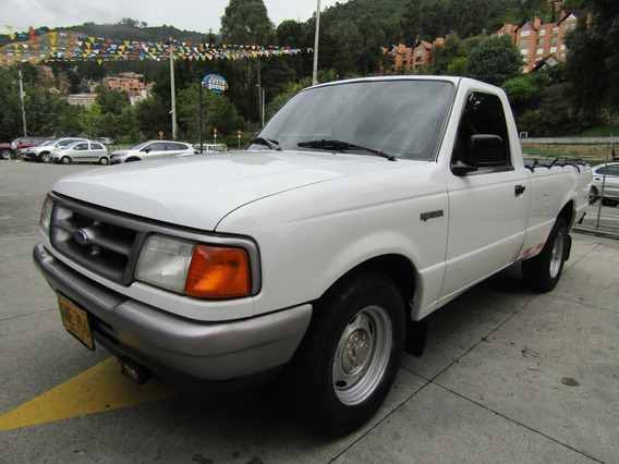 Ford Ranger Xl Pickup 4x2 Mt