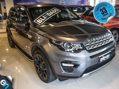 Land Rover Discovery Sport 2.0 16v Si4 Turbo Hse 7 Lugares