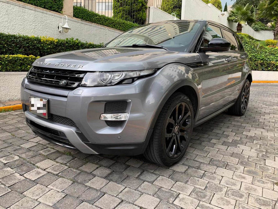Land Rover Evoque Dynamique 2014