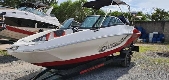 Ventura 210 2018 Com Yamaha 200hp Vmax 4t V6 Virtual Nautica